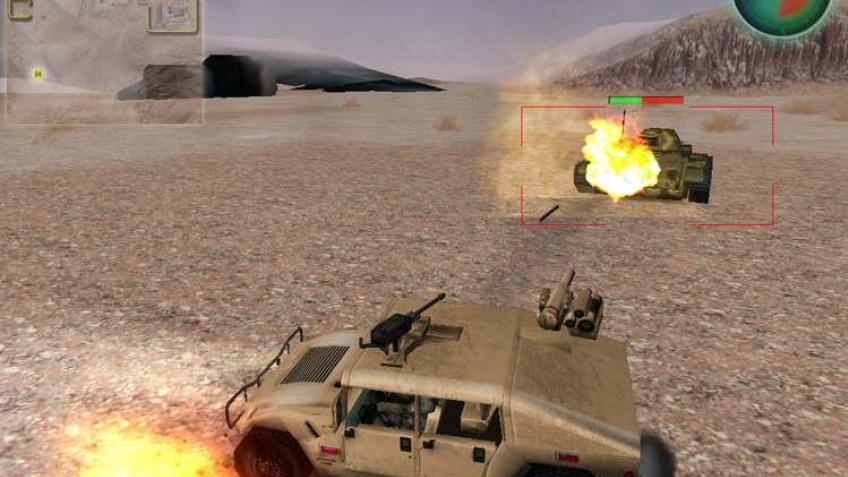 Демоверсия Humvee Assault