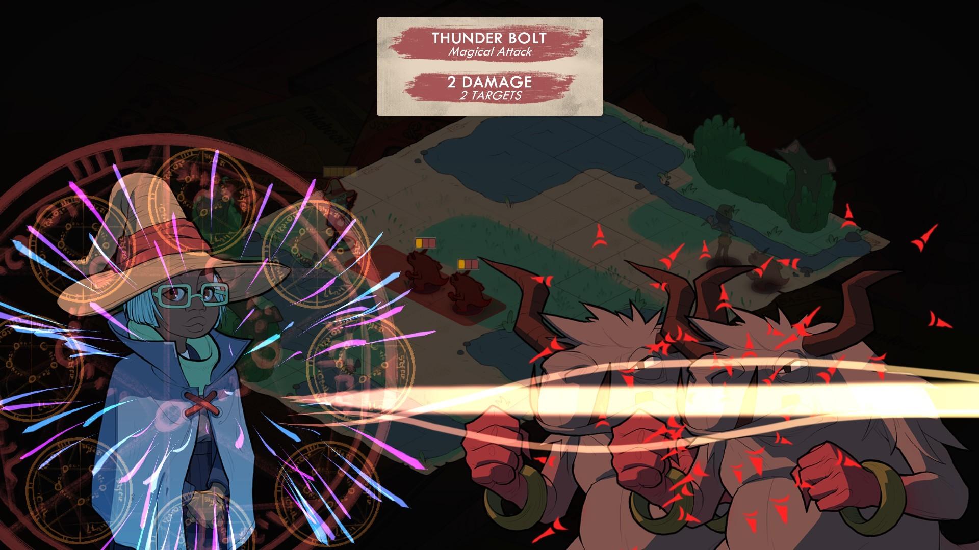 К тактической RPG Wintermoor Tactics Club выпустили первый трейлер