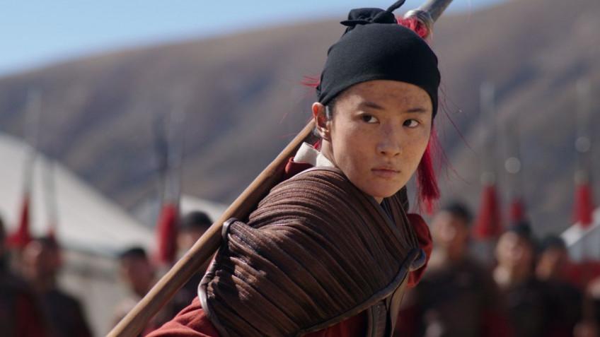 Китайские зрители разгромили новую версию «Мулан»
