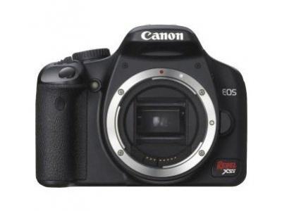 Новая DSLR от Canon