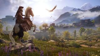 В Assassin's Creed Odyssey будет однополая любовь — и другие подробности об игре