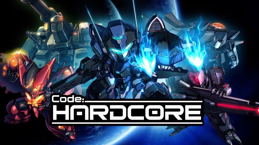 Авторы Hardcore Mecha выпустили трейлер сюжетного режима