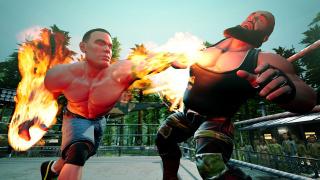 Новый трейлер WWE 2K Battlegrounds посвятили игровым режимам