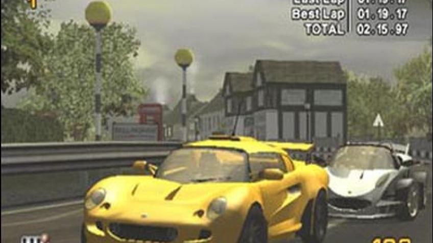 Lotus Challenge на PC