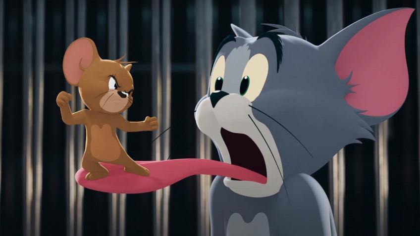 Вышел трейлер новой полнометражной версии «Тома и Джерри»