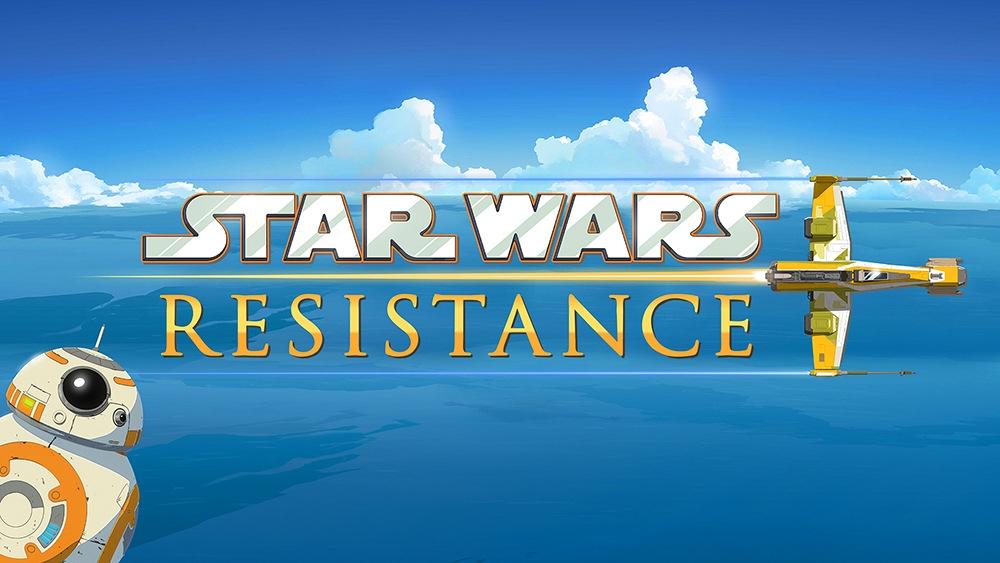 Disney и Lucasfilm работают над анимационным сериалом Star Wars Resistance