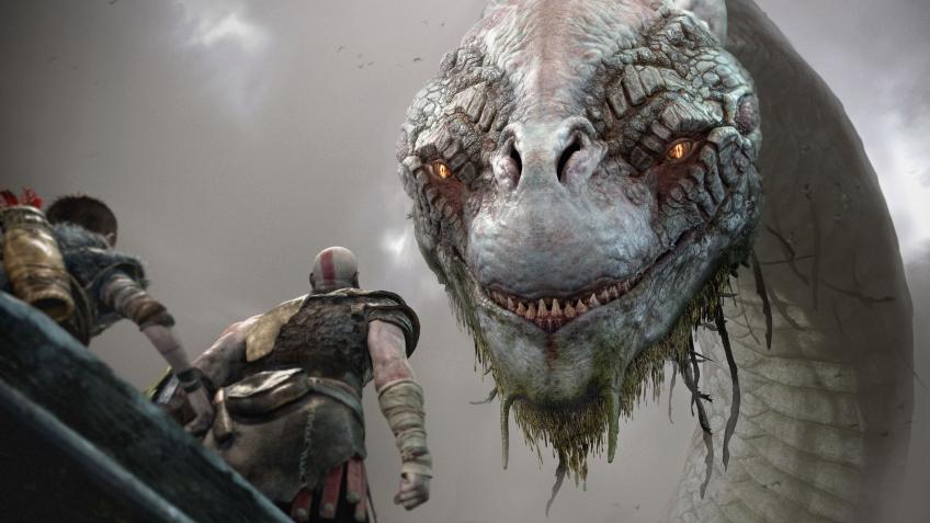 Кори Барлог: идея дополнения для God of War была слишком амбициозной