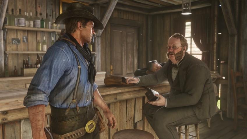 Испанский магазин открыл страницу Red Dead Redemption2 для Nintendo Switch