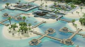 В дополнении Two Point Hospital: Pebberley Island появится тропический остров