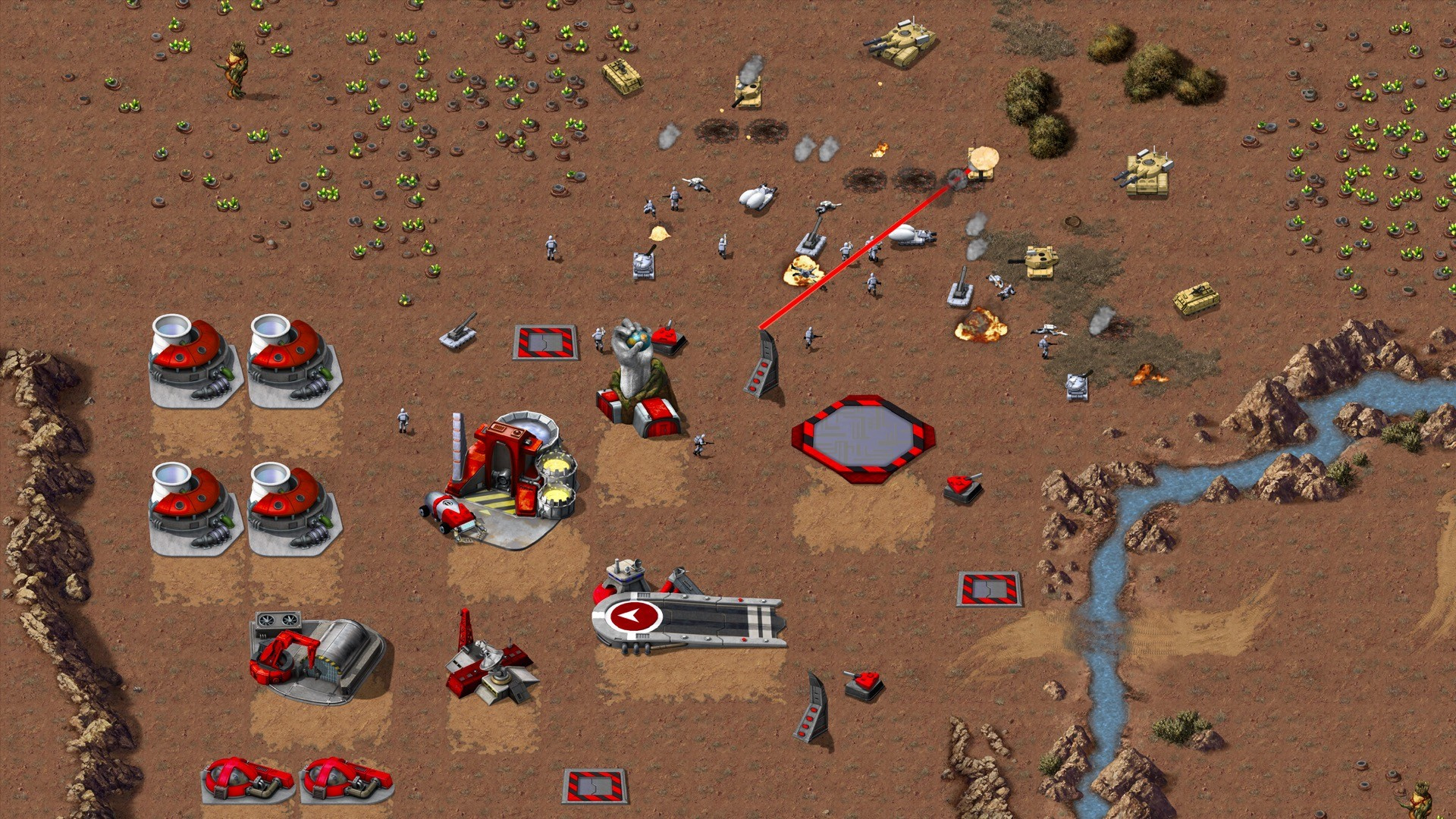 Electronic Arts опубликовала исходный код Command & Conquer Remastered Collection