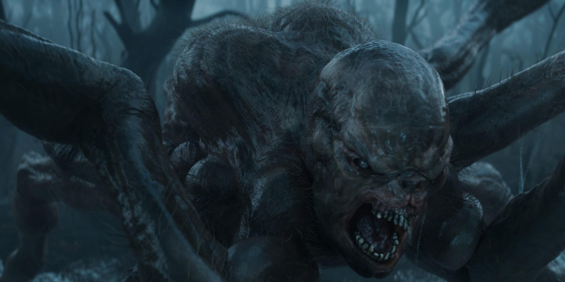 Авторы «Ведьмака» от Netflix рассказали про создание битвы с кикиморой