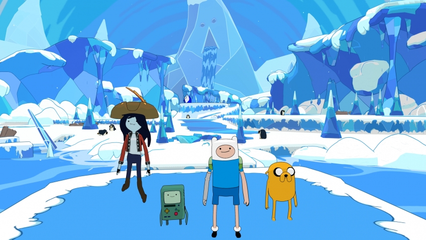Adventure Time: Pirates of the Enchiridion выйдет в июле