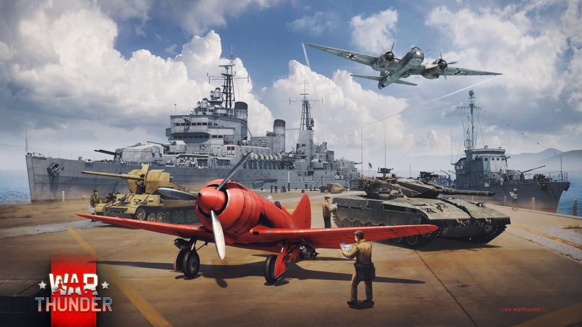 В War Thunder стартовало событие «Фронтовой механик»