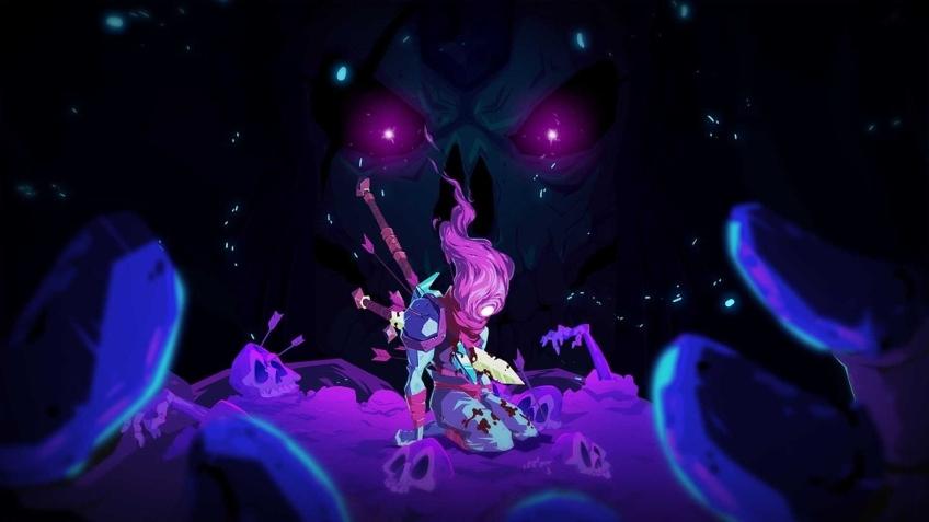 Анимационный трейлер дополнения Rise of the Giant для Dead Cells