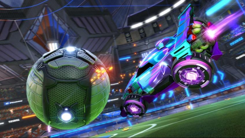 Psyonix непланирует выпускать Rocket League 2