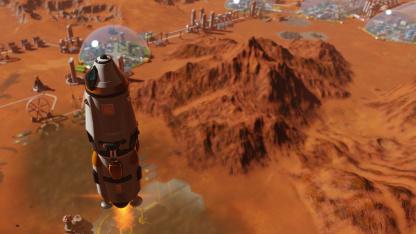 Авторы Surviving Mars рассказали о бесплатном контенте Below and Beyond