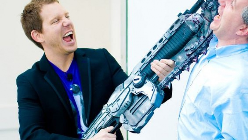 В субботу Epic Games покажет новую игру