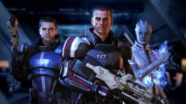 Mass Effect Legendary Edition не выйдет в России на дисках