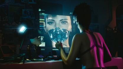 В мире Cyberpunk 2077 протезы стали своего рода бижутерией