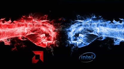 Утечка: Intel Gen12 сравнима по мощности с AMD Vega