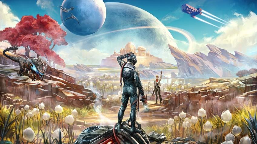 Несмотря на политические темы, авторы The Outer Worlds не хотят учить игроков жить