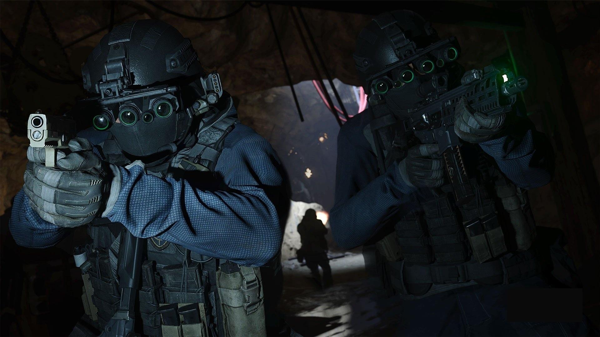 Call of Duty: Modern Warfare: 30 минут сюжетной кампании, в том числе начало игры