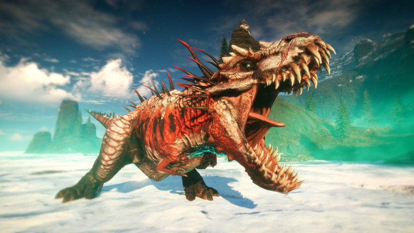 Second Extinction получила трейлер к выходу в раннем доступе Steam
