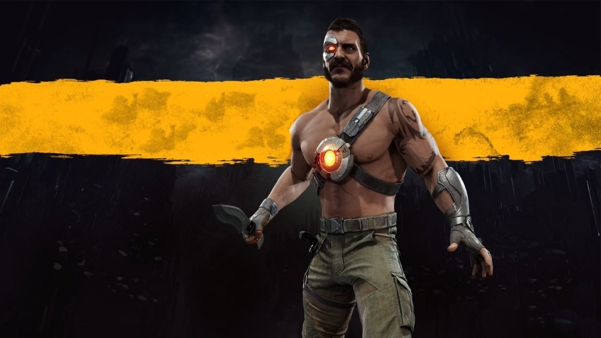 Кано пополнил список играбельных персонажей Mortal Kombat 11