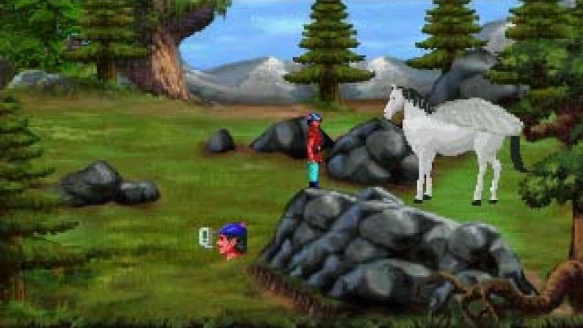 Вторая жизнь King Quest2