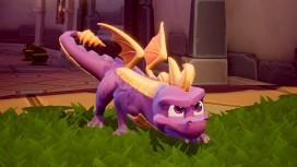 Официально! Обновлённая трилогия Spyro the Dragon выйдет в сентябре