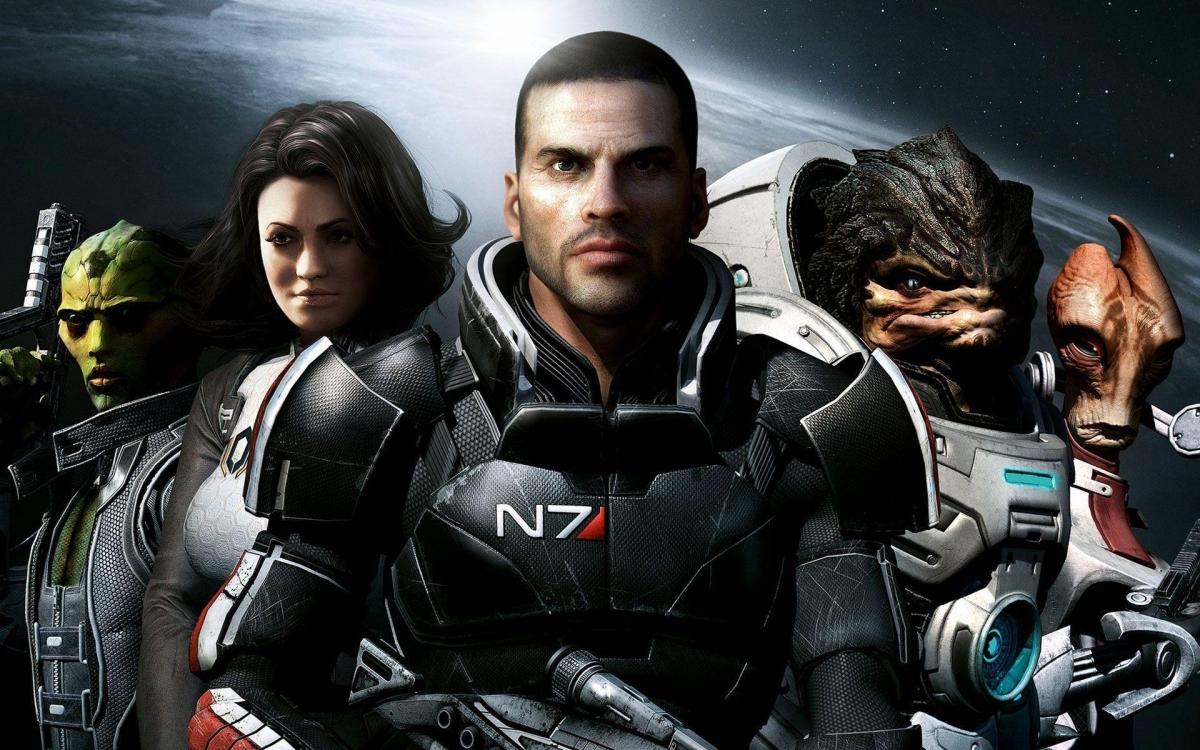 BioWare уже в пятый раз подтвердила, что намерена продолжить Mass Effect