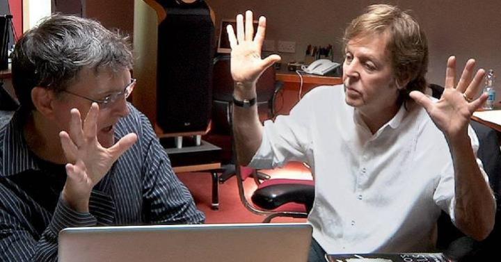 Пол Маккартни устроился композитором в Bungie