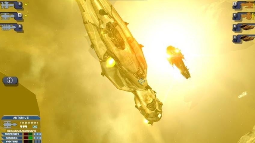 Imperium Galactica III задерживается