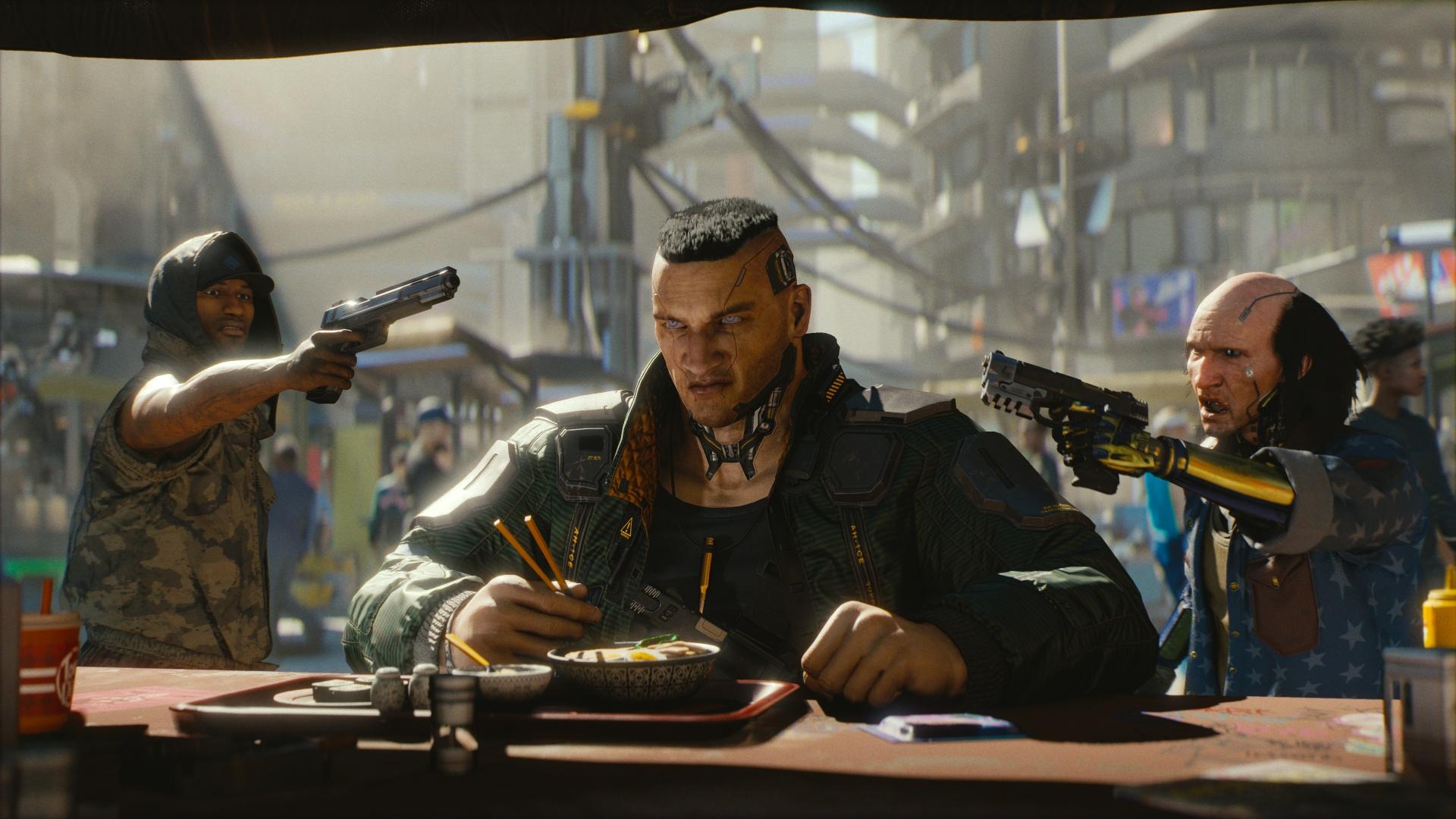 Годовой отчёт CD Projekt: релиз Cyberpunk 2077 в сентябре и28 млн копий The Witcher3