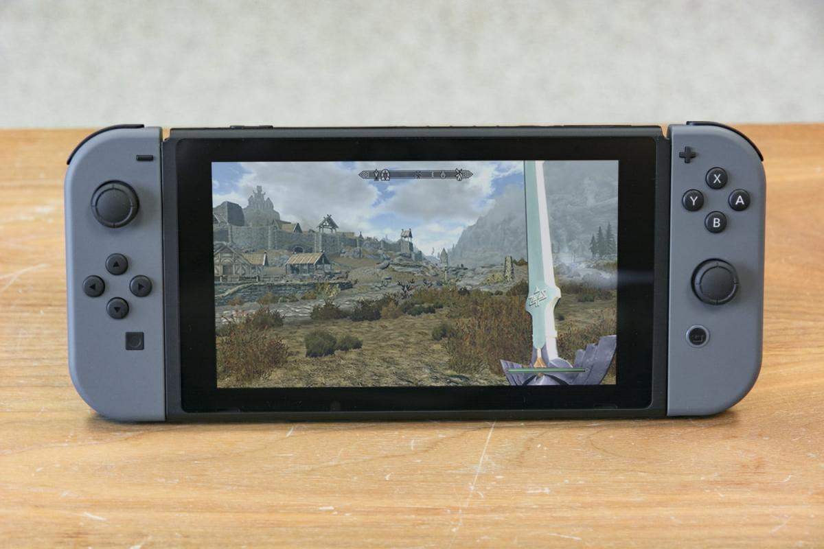 Слух: Nintendo Switch получит версию с расширенным объёмом памяти в 2019 году