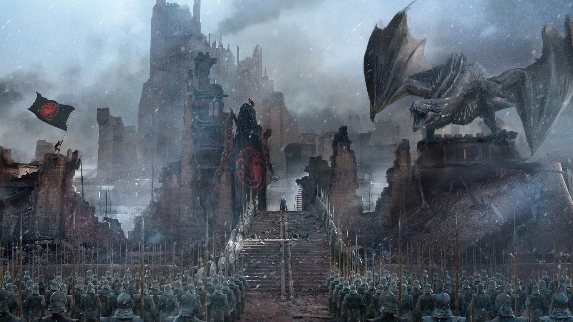 HBO запустил в производство «Дом дракона», сериал-приквел «Игры престолов»
