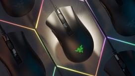 Razer показала уменьшенную версию мыши DeathAdder V2