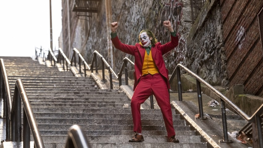 «Джокер» с Хоакином Фениксом получил «Золотого льва» Венецианского кинофестиваля