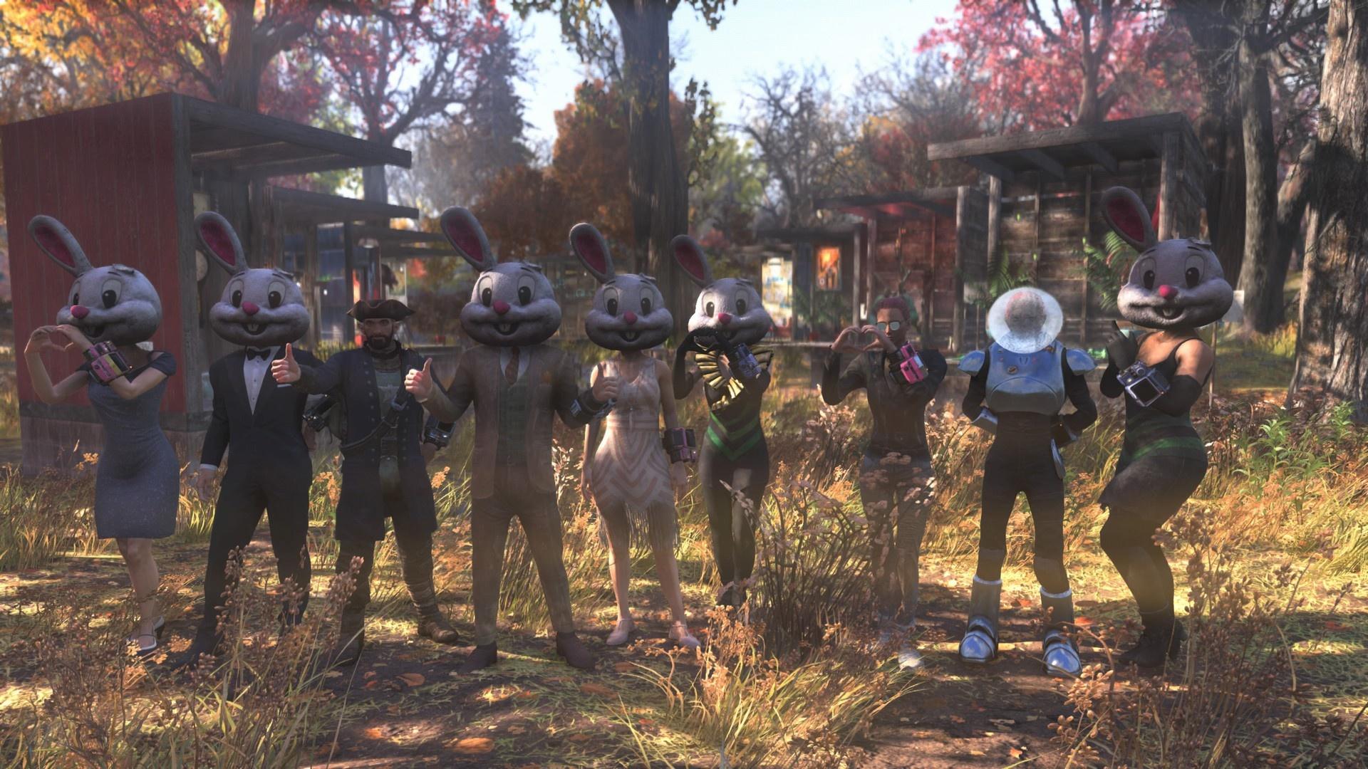 Bethesda рассказала о диалогах в обновлении Fallout 76: Wastelanders