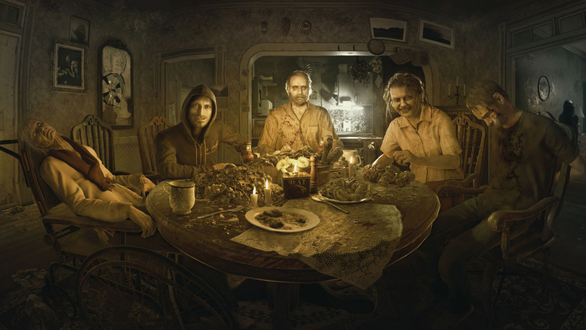 Capcom в свежем ролике напомнила о сюжете Resident Evil7 — предыстории Village