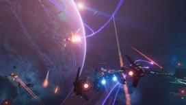 D.E.E.P.: Battle of Jove — новый боевик про сражения космических истребителей