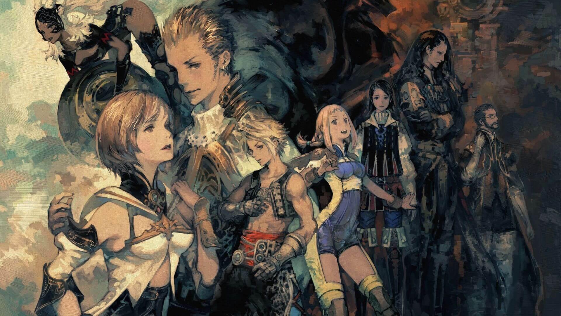 Final Fantasy XII обновили для PS4 и PC, убрав из последней Denuvo
