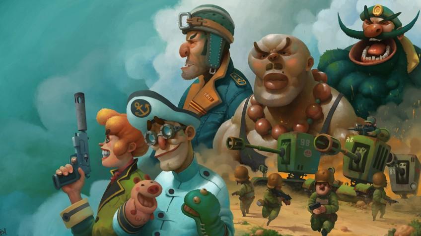 Африканский PvP-шутер Veterans Online сегодня выходит в Steam