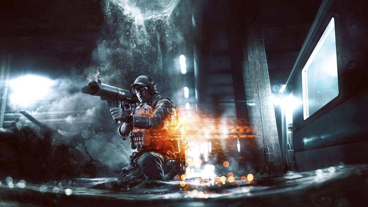 Дополнение Second Assault для Battlefield4 отдают бесплатно