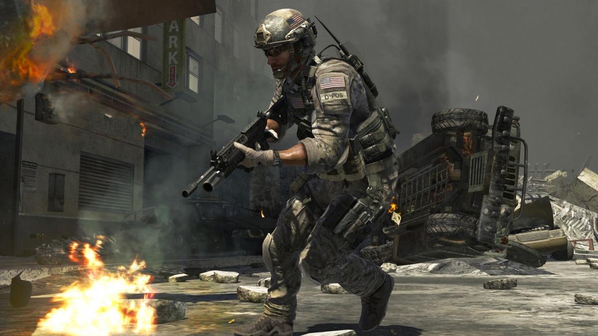 Modern Warfare3 против «Аватара» — 1:0