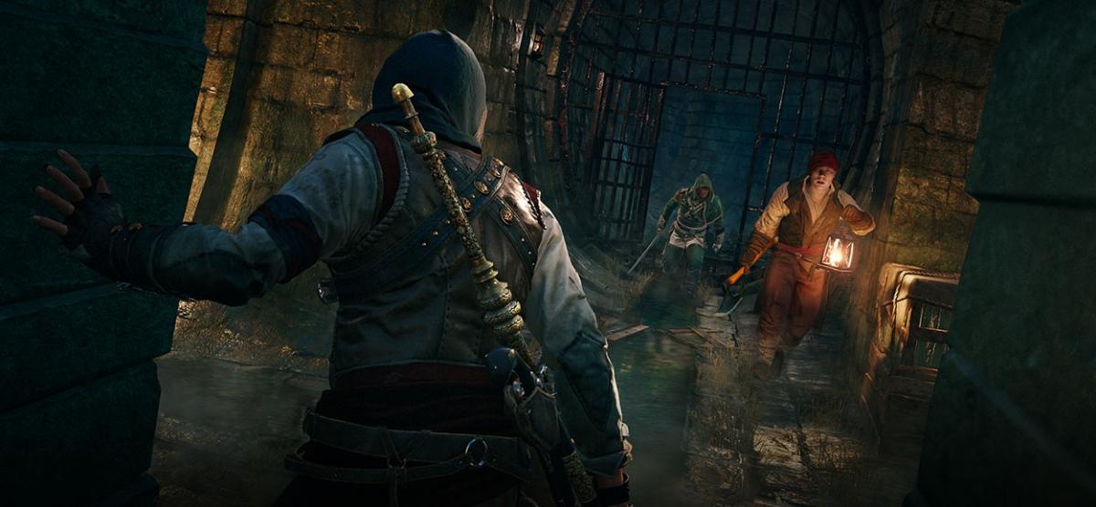 Арно из Assassin's Creed: Unity попробует себя в расследованиях и воровстве