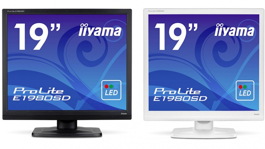 iiyama выпустила монитор ProLite E1980SD