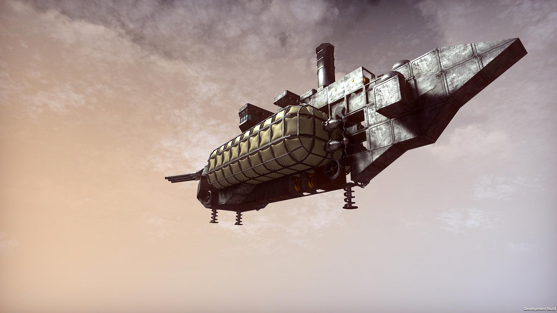 Dieselpunk Wars покинула ранний доступ, где пробыла недолго