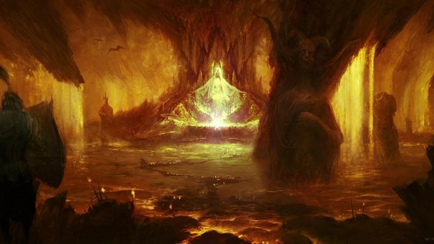 Diablo IV нужно подключение к интернету — свежие детали,2 часа геймплея и иллюстрации