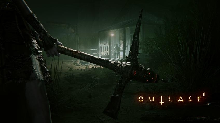 Пугающие скриншоты из начала Outlast 2: страх, боль и темнота